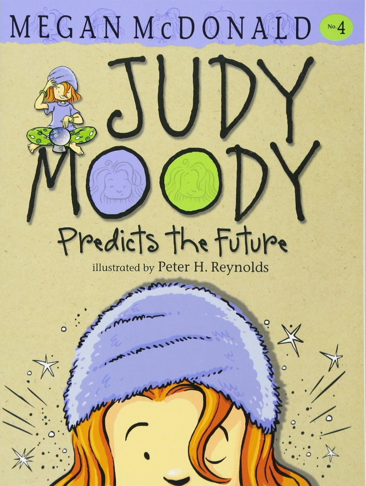 Language At 3 Predicts 3rd Grade >> Judy Moody Predicts The Future A Book On Funbrain