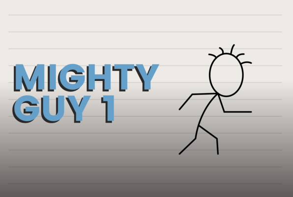 Mighty Guy - a game on Funbrain
