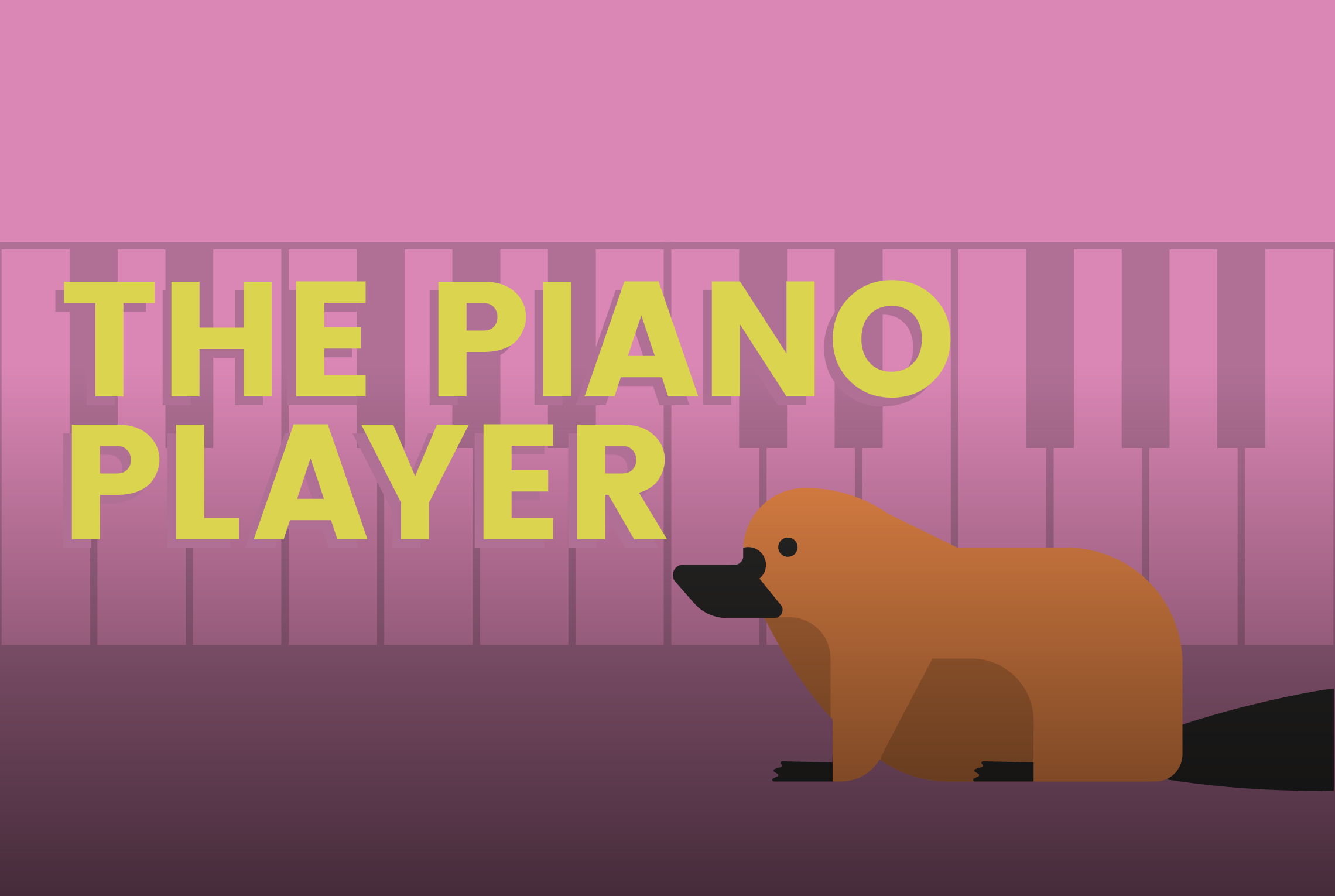 The Piano Player - a game on Funbrain
