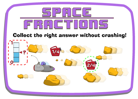 Instructions for Space Fractions