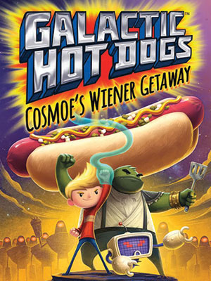 Galactic Hot Dogs Cover
