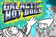 Galatic Hot Dogs Logo