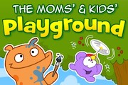 Mom and Kids Playground logo