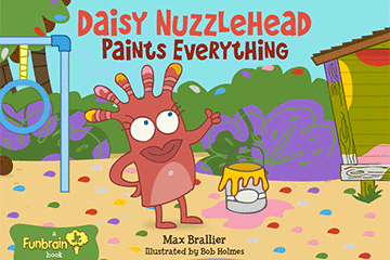 Read Daisy NuzzleHead Paints Everything