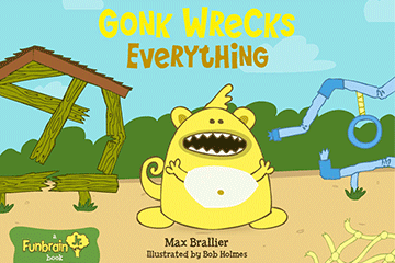 Read Gonk Wrecks Everything