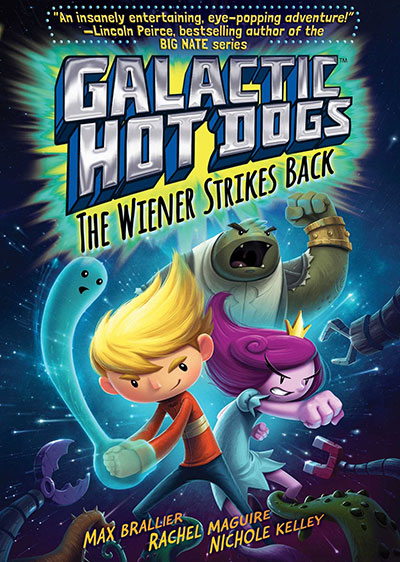 Galactic Hot Dogs 2 Book Cover