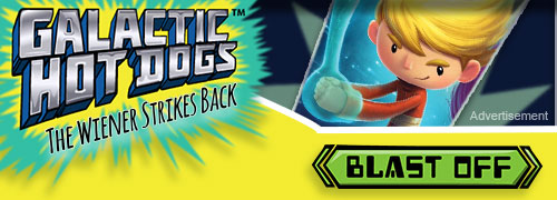 Galactic Hot Dogs 2, Read Now