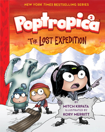 Mystery of the Map - The Lost Expedition Book Cover