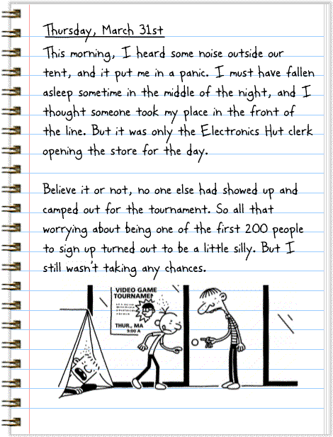 diary of a wimpy kid funbrain pdf