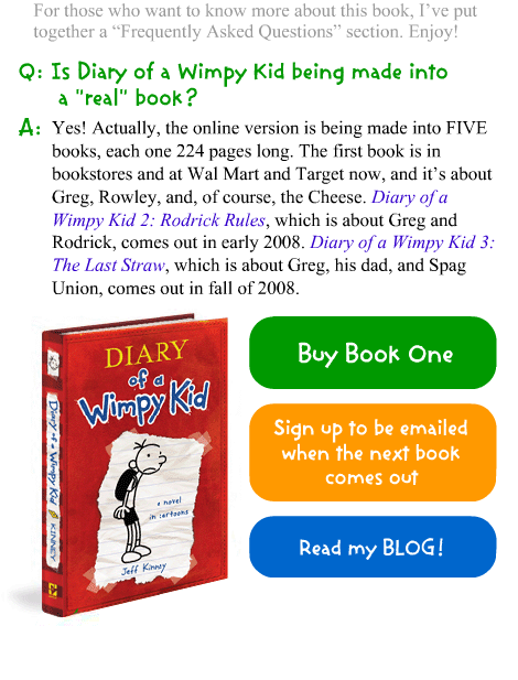 Diary of a Wimpy Kid Day 269